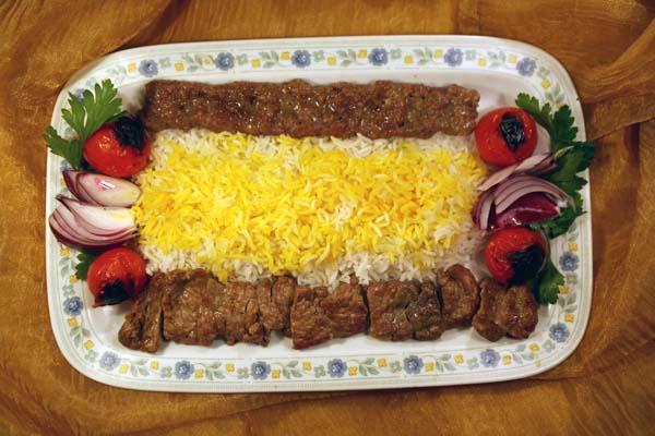 Chelo kabab Soltanì