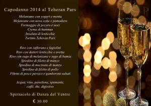 Capodanno 2014 al Teheran Pars